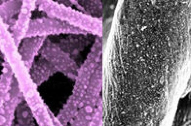 Valentino vestito di... nanoparticelle