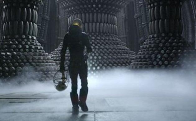 Prometheus: intervista con l'androide