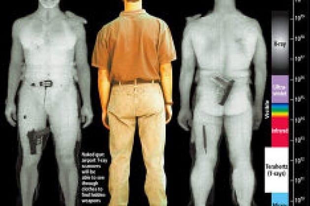 Come funzionano i body scanner