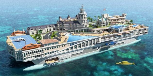 La nuova frontiera del lusso: lo yacht a tema