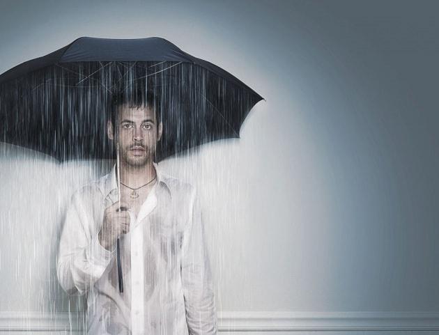 Piove di più di giorno o di notte?