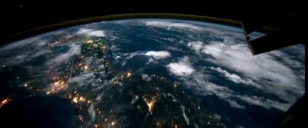 In volo sulla Terra a bordo della Stazione Spaziale Internazionale
