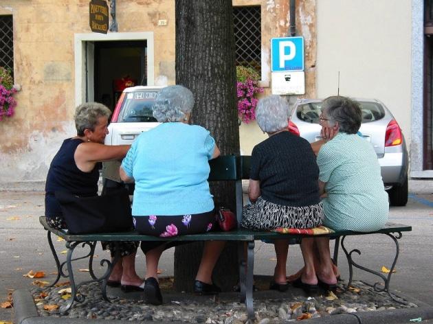 Italians: un giorno nella vita degli italiani