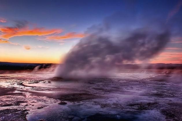 Che cosa sono i geyser?