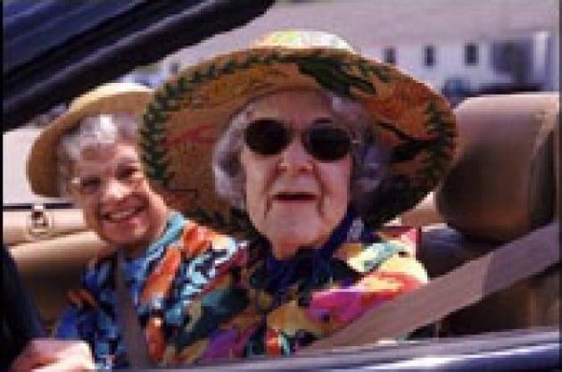 Donne al volante…