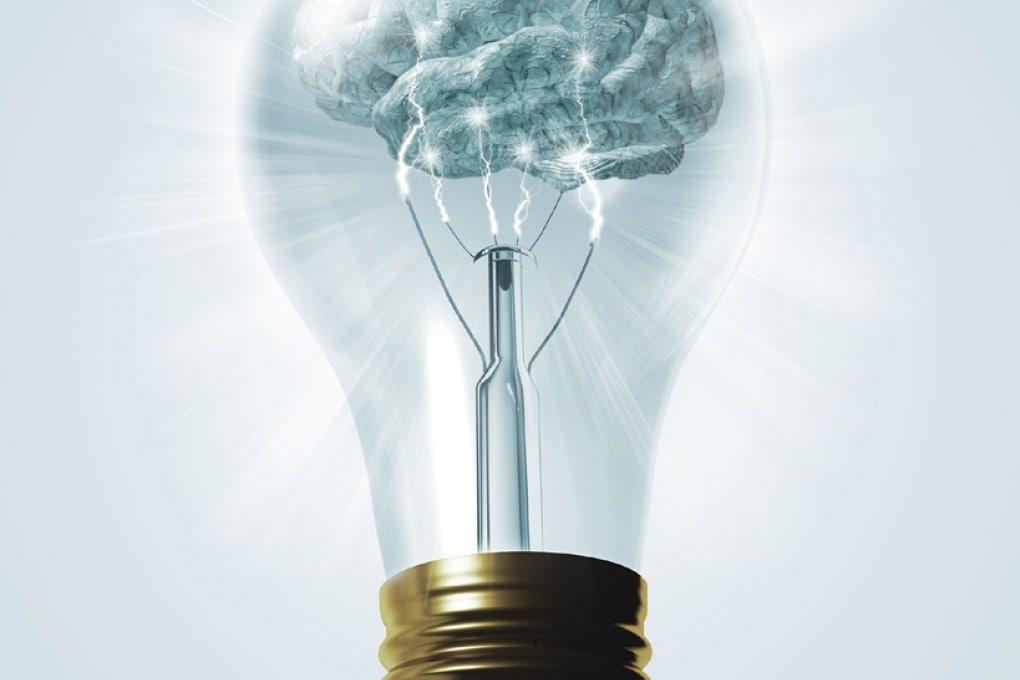 Perché le grandi idee arrivano quando meno te l'aspetti
