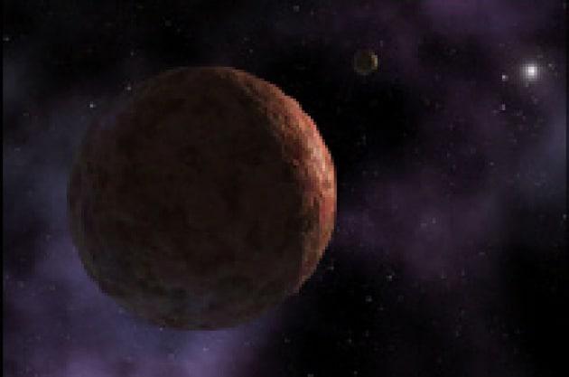 Scoperto il decimo pianeta?
