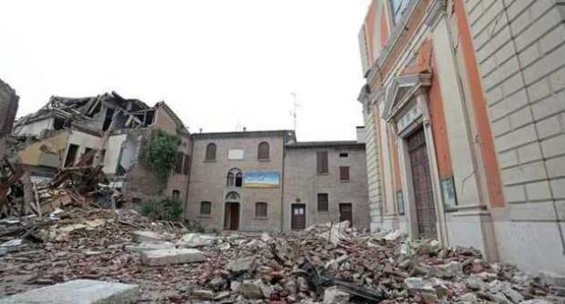Terremoto: nuove, forti scosse nel Nord Italia