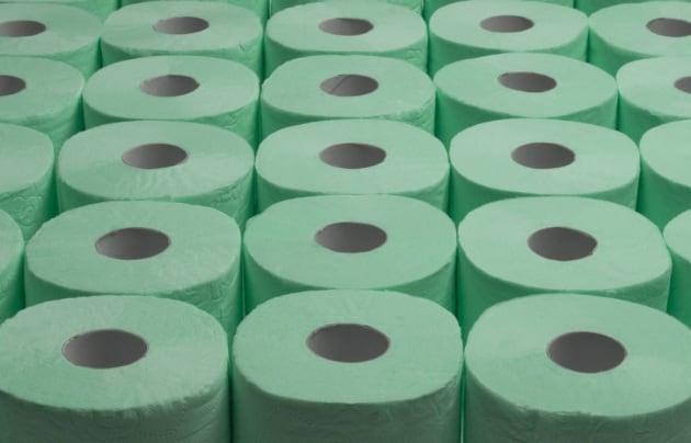 Perché la carta igienica è fatta da due veli?