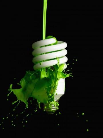 Dove gettare le lampadine a basso consumo