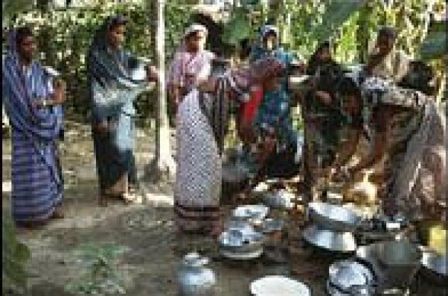 Tragedia in Bangladesh