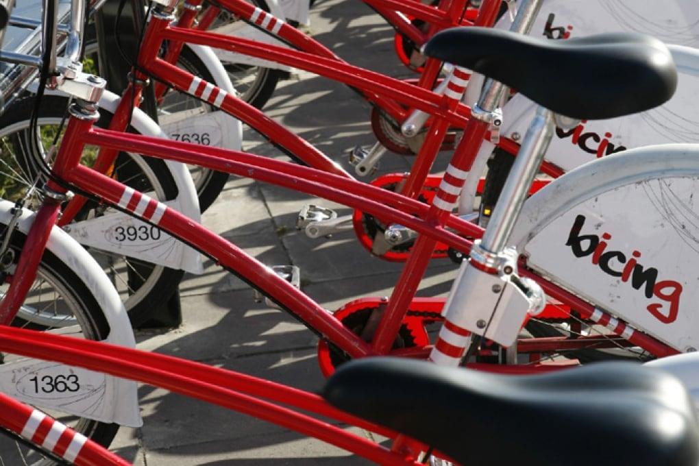 Il bike sharing in città inquinate fa male alla salute dei ciclisti?