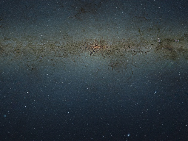 Che VISTA! Uno scatto con 84 milioni di stelle