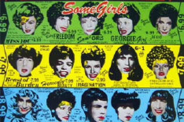 Undercover: Some Girls dei Rolling Stones