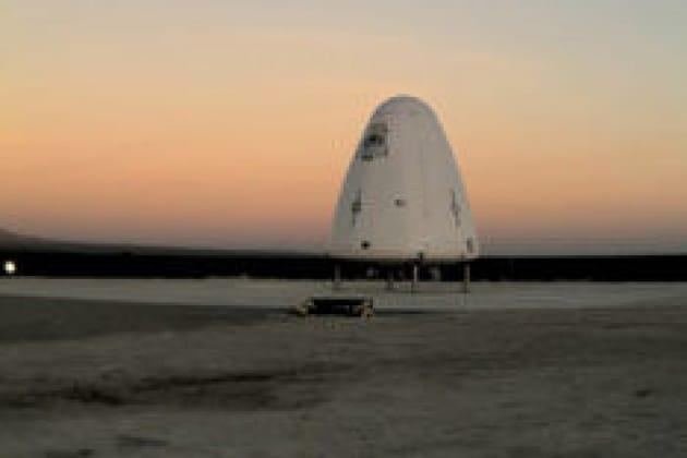 Una velocissima avventura spaziale