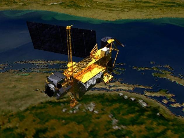 Satellite UARS: gli ultimi aggiornamenti