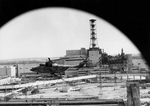 Trent'anni fa, Chernobyl!