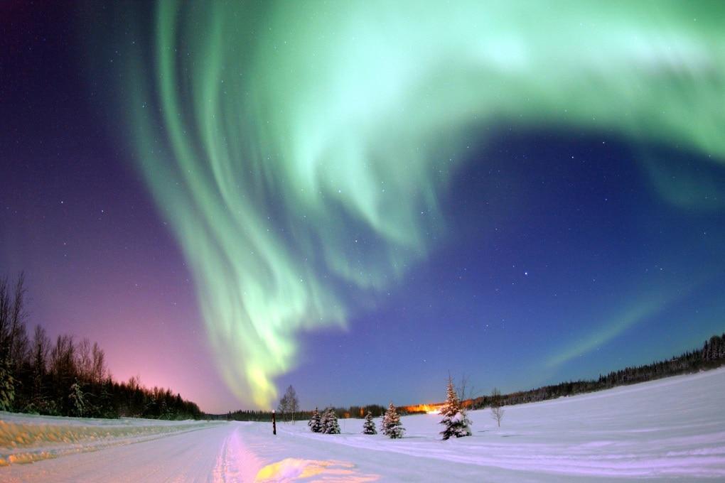 Quale origine ha l'aurora boreale?