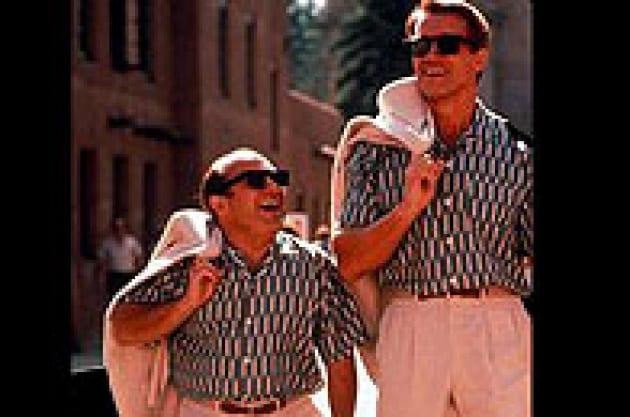 I padri dei gemelli diversi sono pi fertili - Gemelli diversi a chiara piace vivere ...