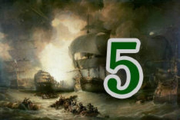 Battaglia navale 5