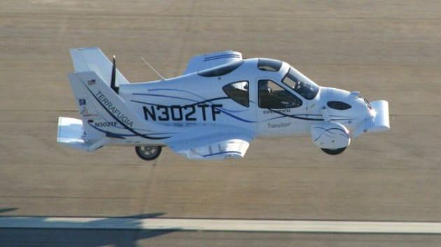Transition spiega le ali e decolla