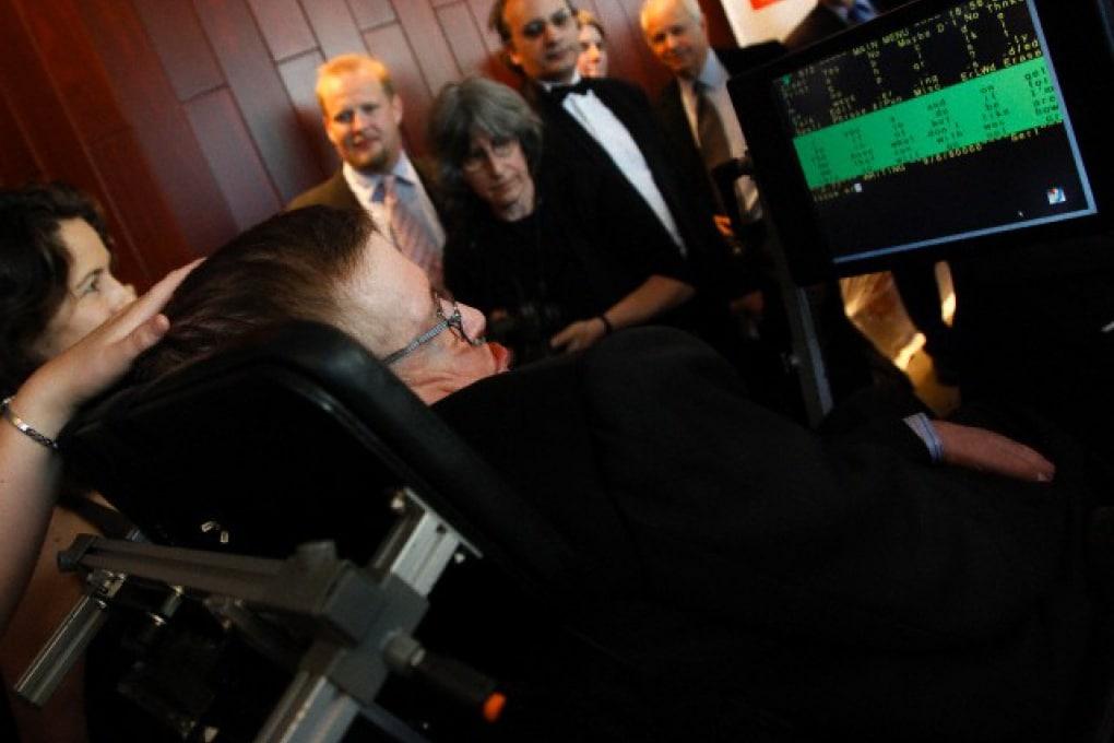Uno sguardo dentro al cervello di Stephen Hawking