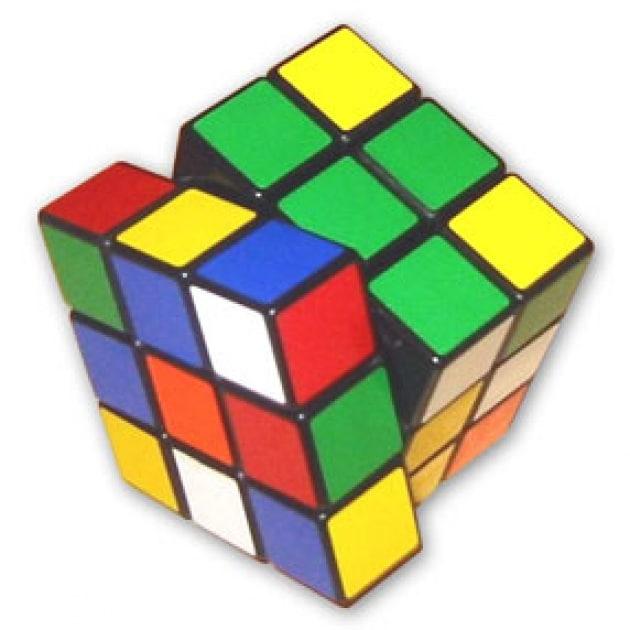 Il Lego che risolve il cubo di Rubik