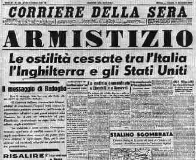 L'8 settembre 1943 raccontato dall'ultimo corazziere del re