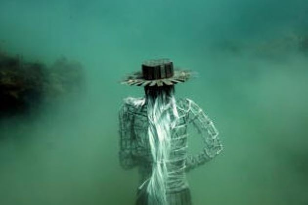 Il museo in fondo al mare: arte per l'ambiente