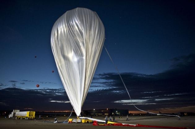 Cosa serve per un lancio da 35.000 metri di quota?
