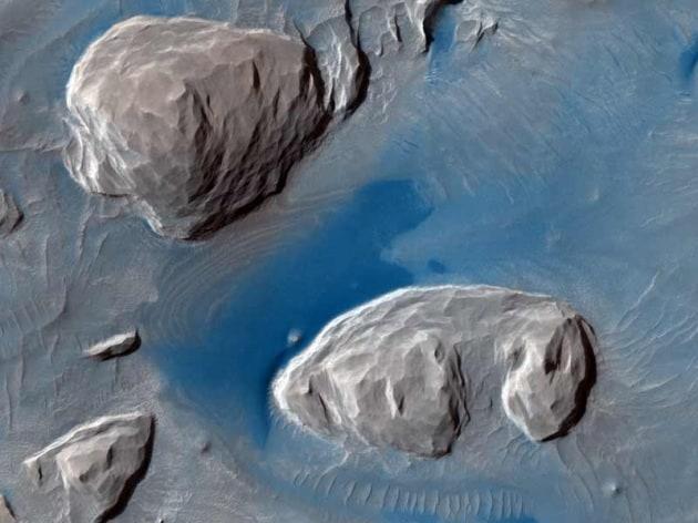 Marte a colori