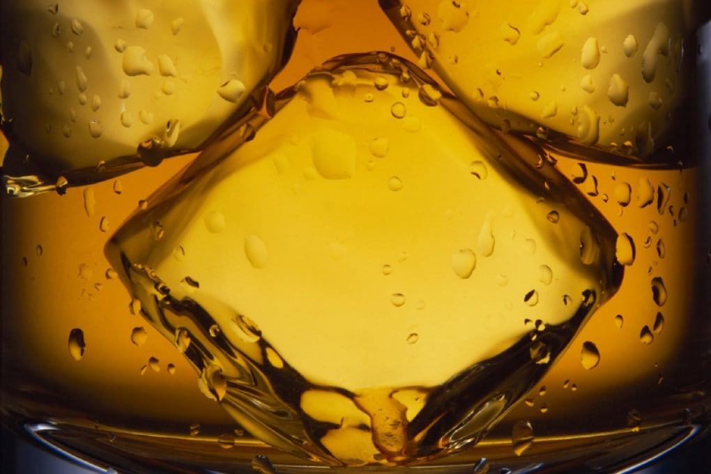 Un goccetto di whisky sulla ISS
