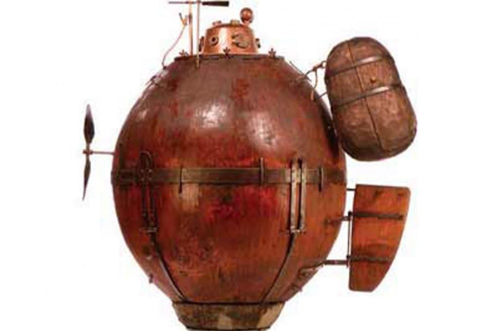 Quando è stato costruito il primo sottomarino?
