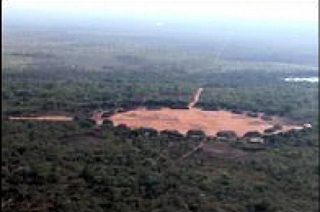 Una civiltà in Amazzonia