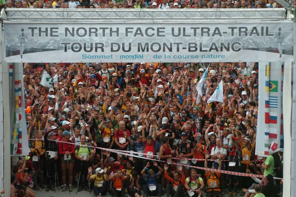 Focus alla ultra maratona del Monte Bianco