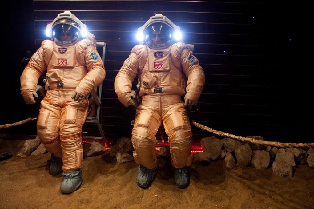 Lo sbarco (quasi vero) dell'uomo su Marte