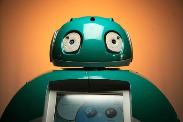Il robot spazzino: il vero WALL•E