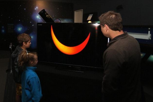 Le foto dell'eclissi di Sole in Australia