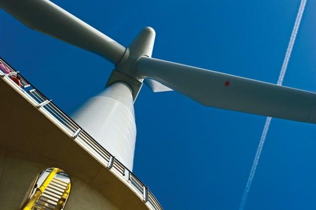 La fattoria del vento più grande del mondo