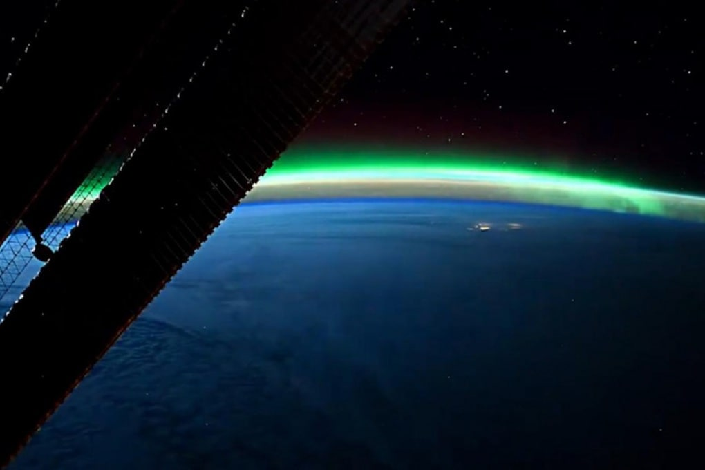 La Terra in time-lapse vista dalla ISS