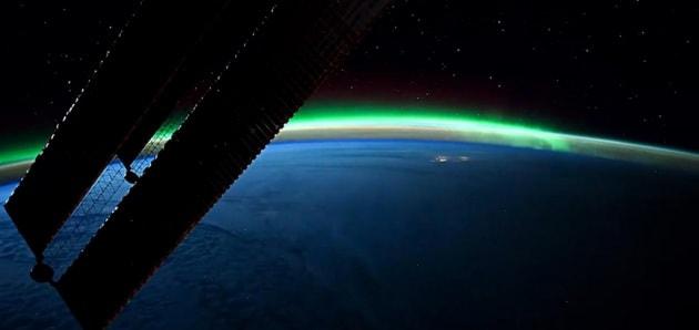 La Terra in time-lapse vista dalla ISS