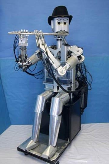 Il musicista robot che stupisce il mondo