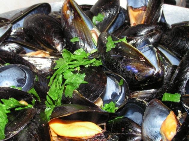 dieta intossicazione da frutti di mare