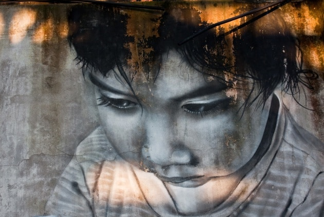 Italia inquinata: graffiti tossici