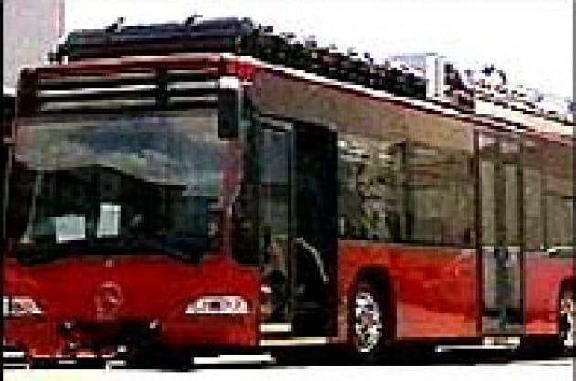 A Londra, bus a idrogeno