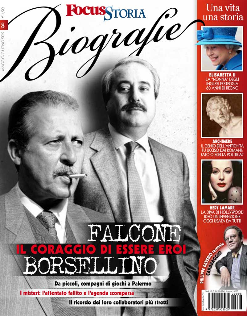 Interviste: Giuseppe Ayala racconta Giovanni Falcone - Focus.it