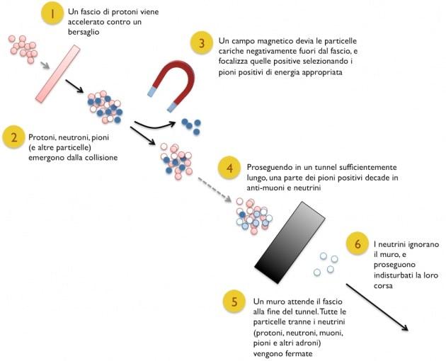 Neutrini trasformisti