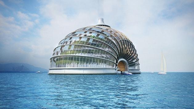 L'Arca hi-tech che ci salverà dalla prossima fine del mondo