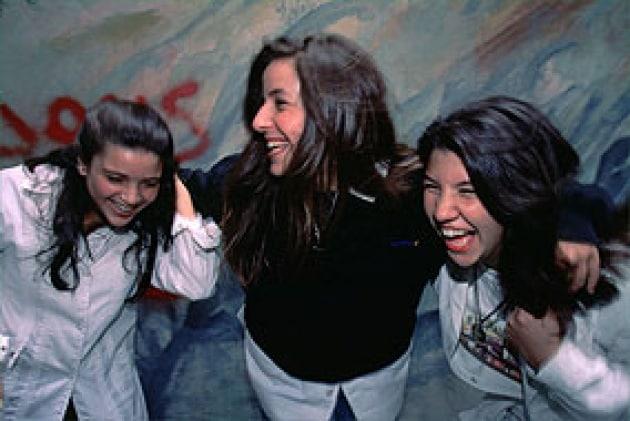 La risata è davvero contagiosa