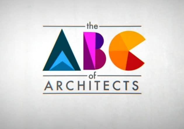 L'ABC degli architetti e dell'architettura